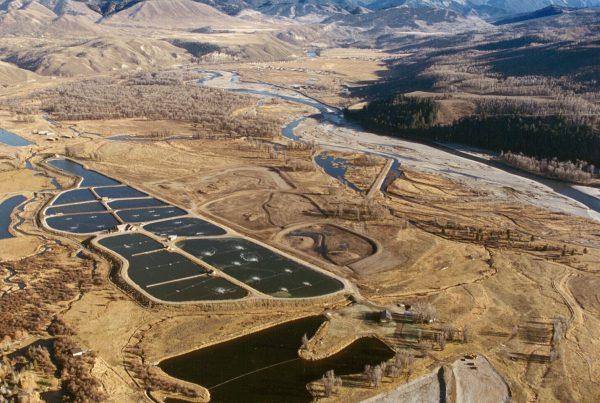 Jackson WY Wastewater Treatment Plant