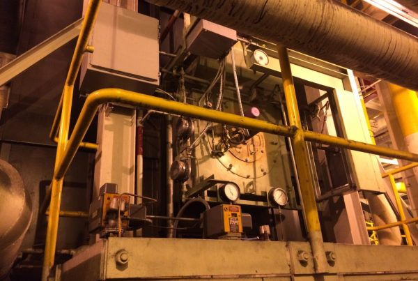 Upgrade Central Heat Plant Malmstrom AFB